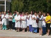 Свято в колі друзів на честь Дня медичного працівника