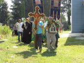 В селе Калиновка отмечали престольный праздник!