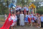 День Незалежності України в с.Піщів