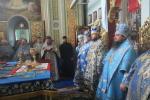Архієпископ Никодим очолив літургію у Свято-Георгієвському Городницькому монастирі!