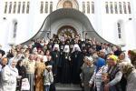 Архієпископ Никодим взяв участь в урочистостях присвячених пам'яті прославлення прп. Кукші Одеського!