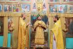 У день святого благовірного князя Ігоря архієпископ Никодим звершив Божественну літургію у с. Барашівка!
