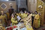 Дві хіротонії у кафедральному соборі