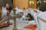 Архієпископ Никодим очолив літургію Великої Суботи.