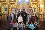 Архієпископ Никодим зустрівся із дітьми-чорнобильцями.