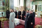 Священики Чуднівського округу прийняли святі таїнства сповіді та причастя.
