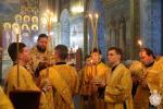 Накануні свята в честь трьох святителів Житомирський митрополит очолив служіння Всенічної в архієрейському соборі Житомира!