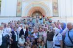 У Тригірському Спасо-Преображенському чоловічому монастирі вшанували чудотворну ікону Божої Матері.
