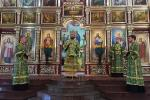Архієпископ Никодим звершив літургію у Свято-Миколаївському храмі міста Кривий Ріг.