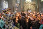 Митрополича літургія в день свята Стрітення Христового!
