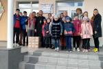 Соціальний відділ Житомирської єпархії передав допомогу від УПЦ