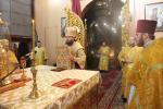 Митрополит Никодим очолив недільне богослужіння у Спасо-Преображенському кафедральному соборі!