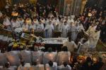 Митрополит Никодим взяв участь у звершенні чину поховання новоспочилого клірика Вінницької єпархії.