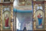Літургія Напередосвячених Дарів у Трощі