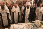 Архіпастир звершив заупокійну молитву над спочилим кліриком Волинської єпархії