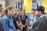 Молебень перед початком нового навчального року у Бердичівській спеціальній загальноосвітній школі-інтернаті