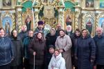 Соборне богослужіння у часі Великого посту в селищі Паволоч!