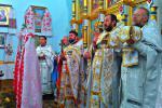 Престольний празник у Свято-Михайлівському храмі с. Карпівці