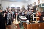 Духовенство Попільнянського благочиння звершили чин похорону спочилої матушки священослужителя!