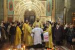 Митрополит Никодим звершив дияконську хіротонію у Спасо-Преображенському кафедральному соборі