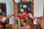 Соборна літургія та зібрання духовенства Черняхівського району.