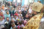 Архієпископ Никодим очолив Євхаристію у с. Вільха.