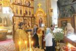 Загальна сповідь духовенства Бердичівського благочиння у дні  Петрового посту