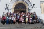 Молебен перед початком навчального року для воскресної школи!