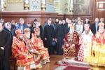 Митрополит Никодим взяв участь у Божественній літургії у Свято-Георгіївському монастирі в Городниці!