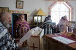 Священики Андрушівського благочиння соборно приступили до таїнства сповіді!