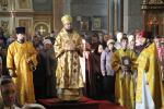 Літургія у день пам'яті апостола Фоми.