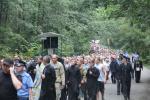 У Житомир прибув Всеукраїнський хресний хід миру, любові та молитви за Україну!