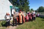 Престольне свято у с. Хмелищі