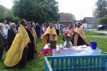 Престольне свято в селі Вільшанка.