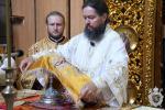 У неділю третю після П'ятидесятниці митрополит Никодим звершив Божественну літургію у Спасо-Преображенському кафедральному соборі міста Житомира.