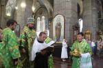 Архієпископ Никодим звершив дияконську хіротонію під час Божественної літургії у Спасо-Преображенському кафедральному соборі!