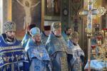 Сповідь священиків міста Житомира. Божественна літургія у Свято-Хрестовоздвиженському кафедральному соборі!