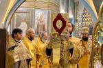 В день пам'яті євангеліста Іоанна Богослова митрополит Никодим звершив Священну літургію у Свято-Успенському архієрейському соборі на Подолі!