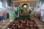 Житомирський архіпастир привітав керуючого Хмельницькою єпархією із днем Ангела.