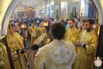 Недільну літургію митрополит Никодим звершив у Свято-Успенському архієрейському соборі!