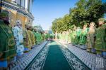 Митрополит Никодим взяв участь у святкуваннях з нагоди дня пам'яті преподобного Антонія Печерського.