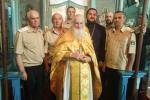 80-лiтнiй ювілей відзначив духiвник Черняхівського благочиння протоiерей Володимир Ковальчук.