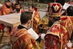 ЖИТОМИР. Митрополит Никодим звершив освячення Престолу та Божественну літургію у Свято-Миколаївському храмі!