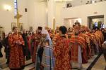 КИЇВ. Архієпископ Никодим співслужив Блаженнішому Митрополиту Онуфрію!