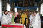 Состоялась исповедь священнослужителей Черняхово-Червоноармейского благочиния