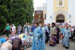 Житомиряни із молитвою провели Святогірську ікону Божої Матері!