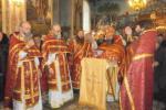 Різдвяний піст: загальна сповідь духовенства Бердичівського благочиння