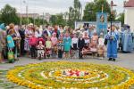 Святогірська ікона Божої Матері у Романові!
