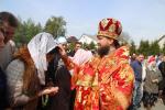 Другий день Пасхи: архієрейське богослужіння у Новоград-Волинському!